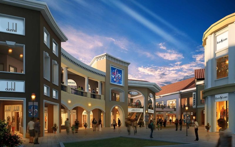 La Galleria Outlet Center