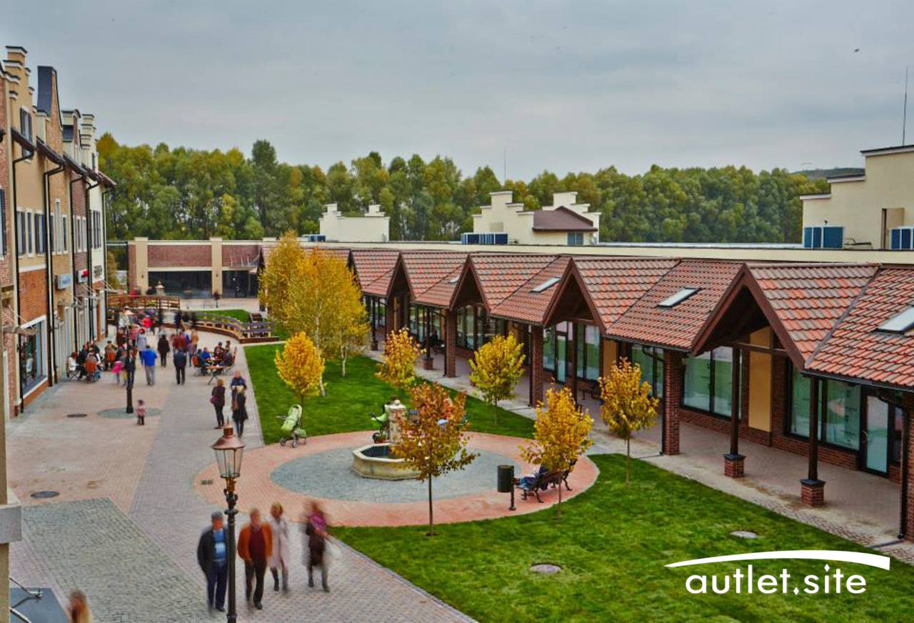 Мануфактура Kiev Outlet Village