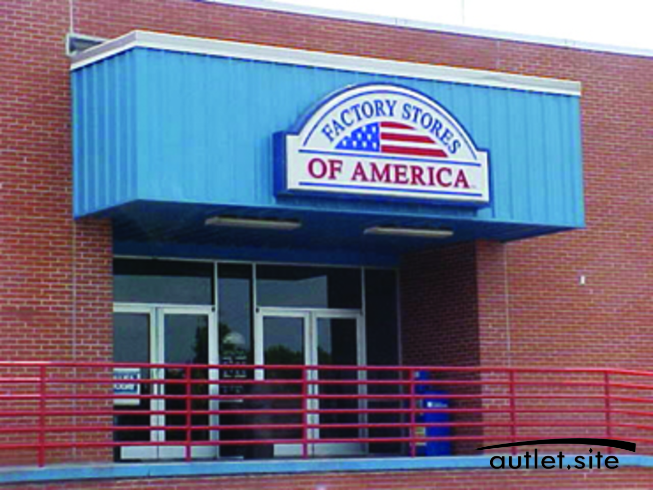 Factory Stores of America Флорида