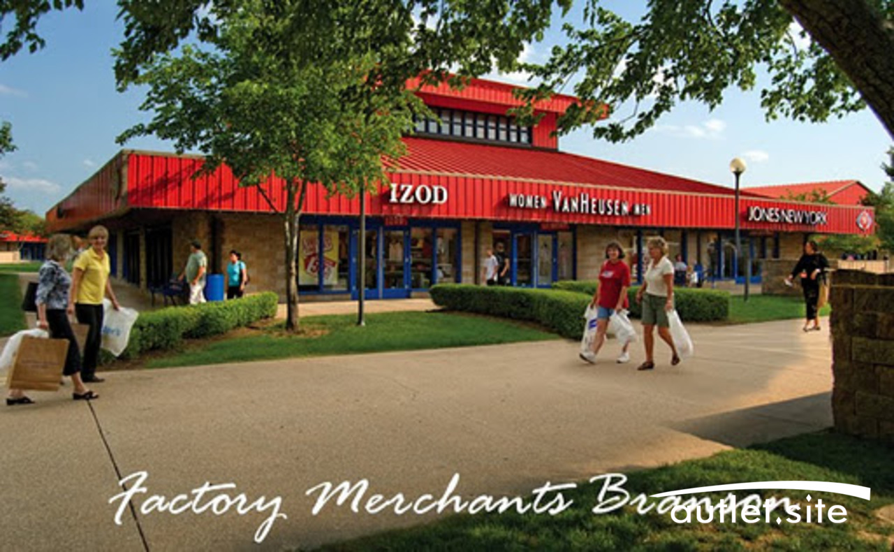 Factory Merchants Branson