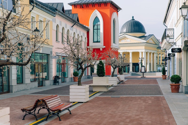 Tanger Outlet Center Миссури