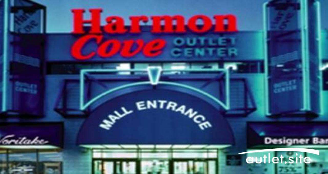 Harmon Cove Outlet Center
