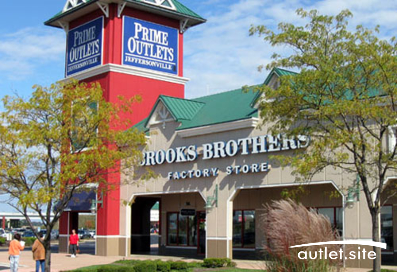 Prime Outlets at Jeffersonville