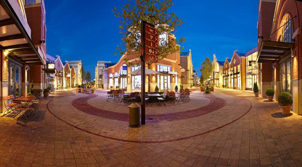 The Williamsburg Outlet Mall